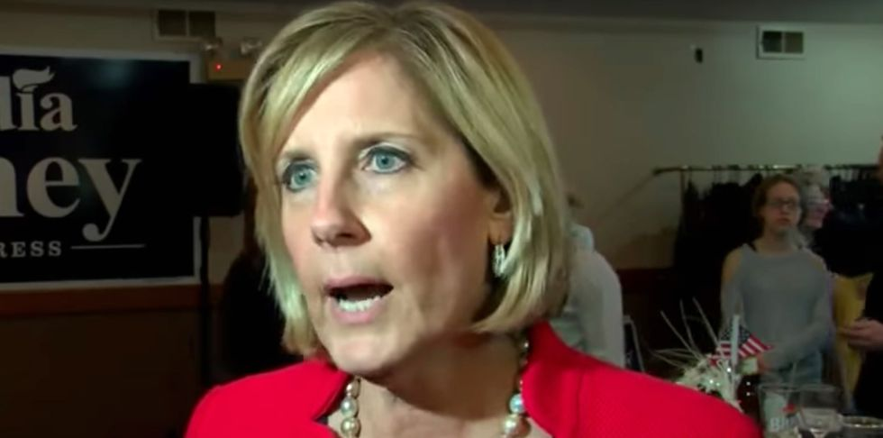 GOP ex-congresswoman accidentally launches her campaign video too early while seeking feedback from advisers