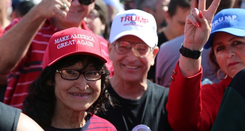 How Trump short-circuits his supporters' brains -- and makes them blind to the fact he's harming them