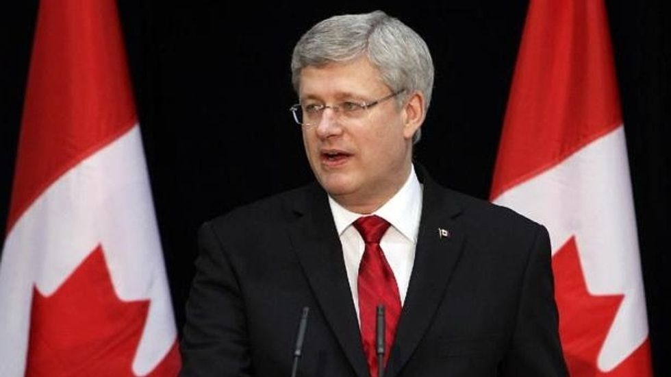 Canada blames Hamas for civilians killed by Israeli strikes on Gaza