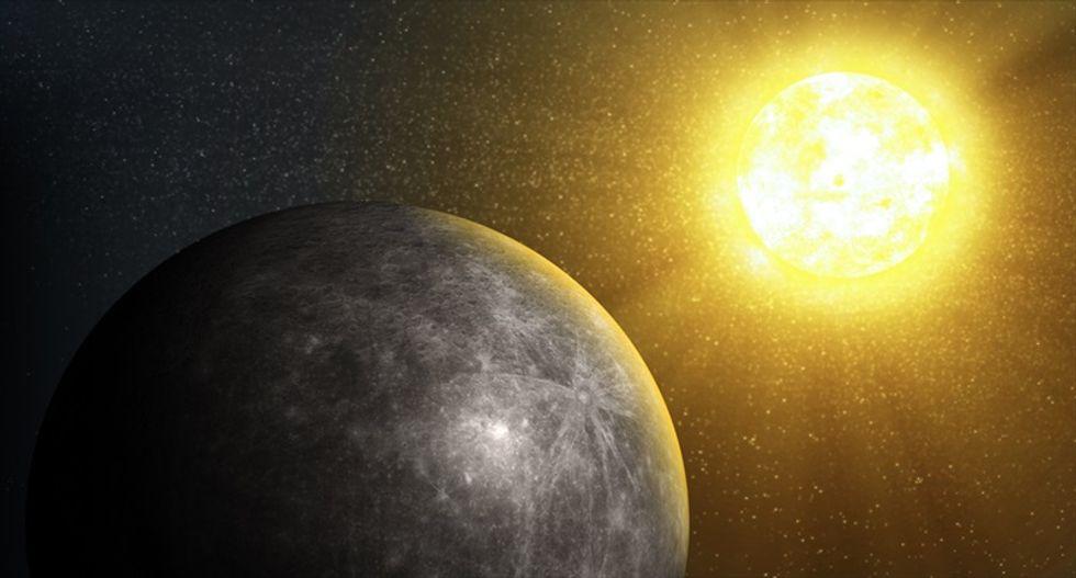 NASA's Messenger spacecraft wraps up its mission with crash landing on Mercury