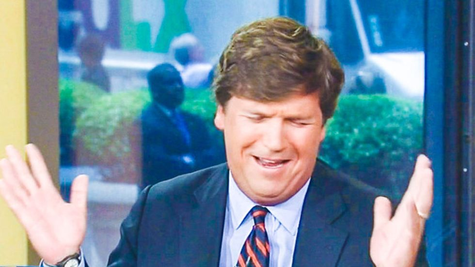 Fox pundit rips Tucker Carlson for shunning child refugees: 'Have you read the Bible?'