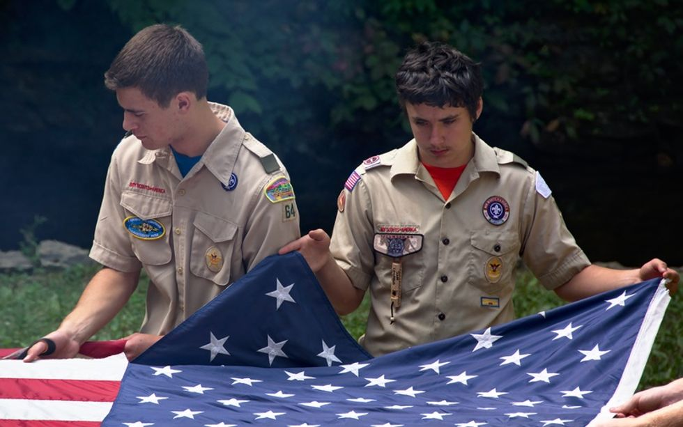 Boy Scouts board votes unanimously to allow girls to join
