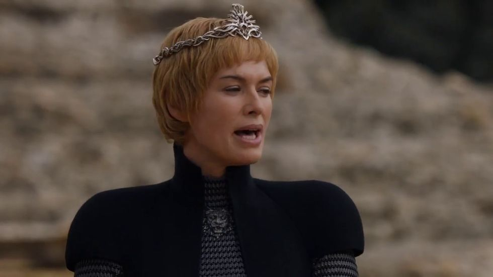 Major 'Game of Thrones' lesson: In Westeros, women get the job done