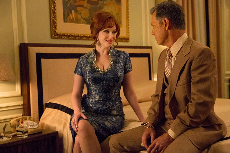 """The Orange Couch Does Mad Men, S7E10: """"Forecast"""""""
