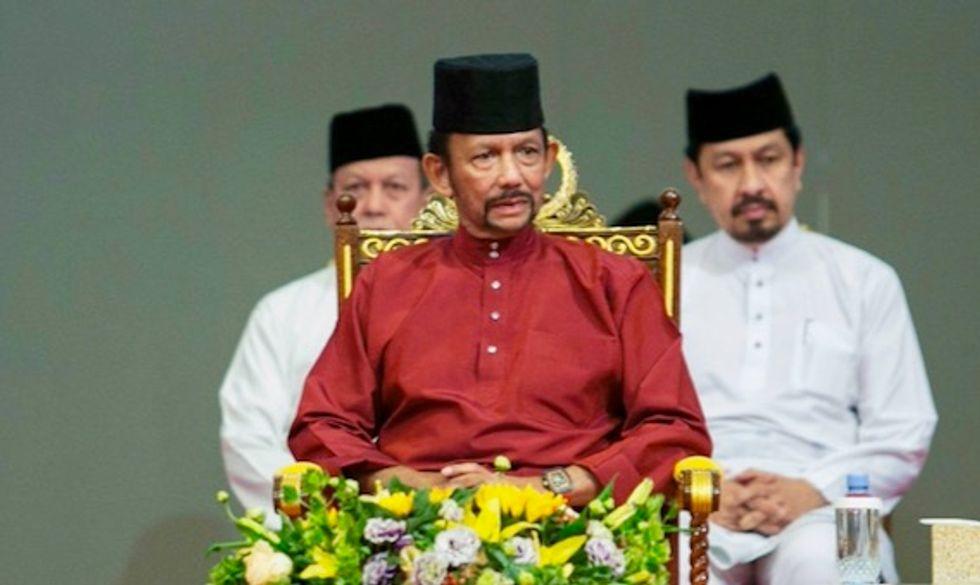 Brunei won't enforce gay sex death penalty after backlash