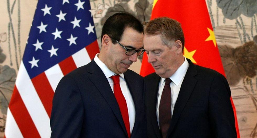 China still plans to send negotiators to US despite Trump tariffs