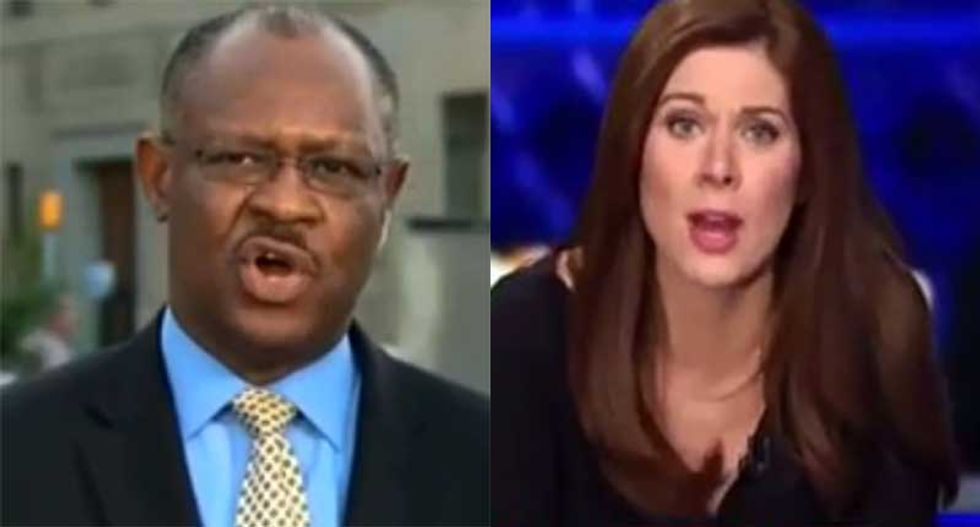 Baltimore official battles CNN host: Just call rioters 'n*****s' if you're going to call them thugs