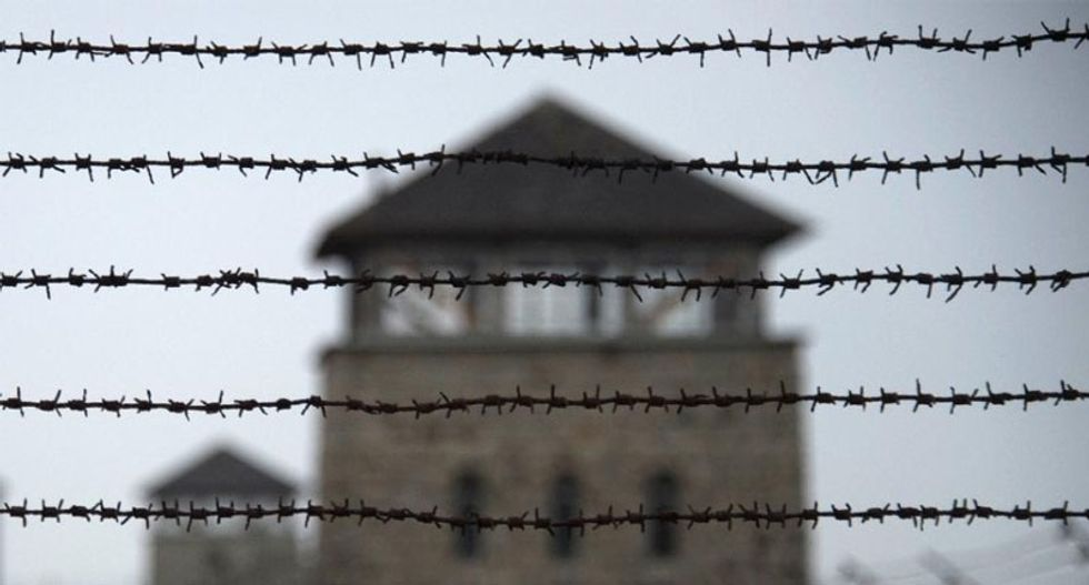 Mauthausen: The 'camp of no return' that built the Third Reich