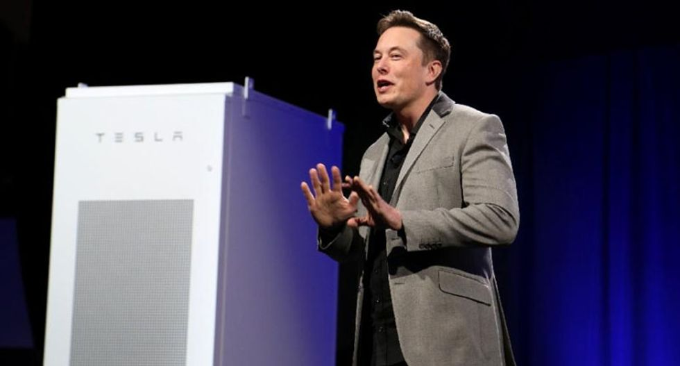 Has Tesla cracked the grid energy storage problem?