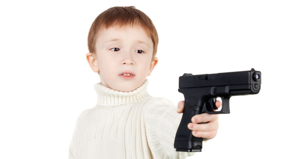 Capitol Police keep leaving guns where kids can find them — including Boehner's bathroom