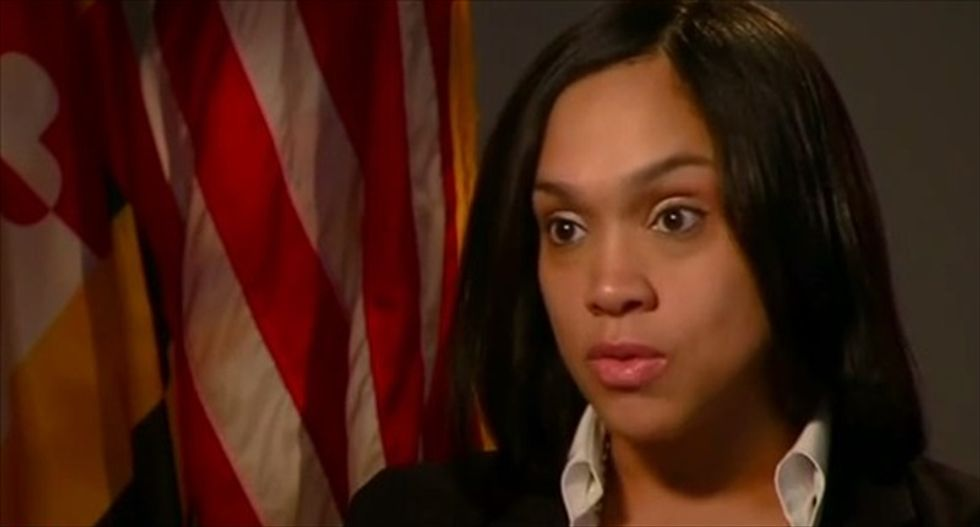 Baltimore prosecutor: If you don't hold bad cops accountable it does a disservice to good cops