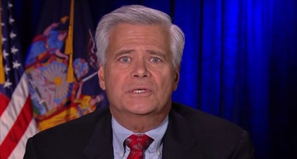 NY Republican Senate Majority Leader and son face arrest on corruption charges