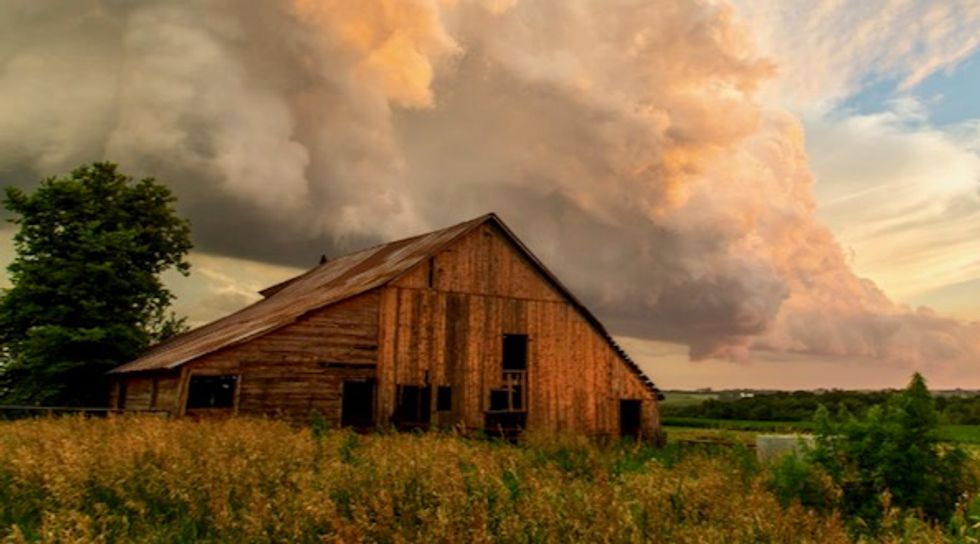 Most of America's rural areas are doomed to decline