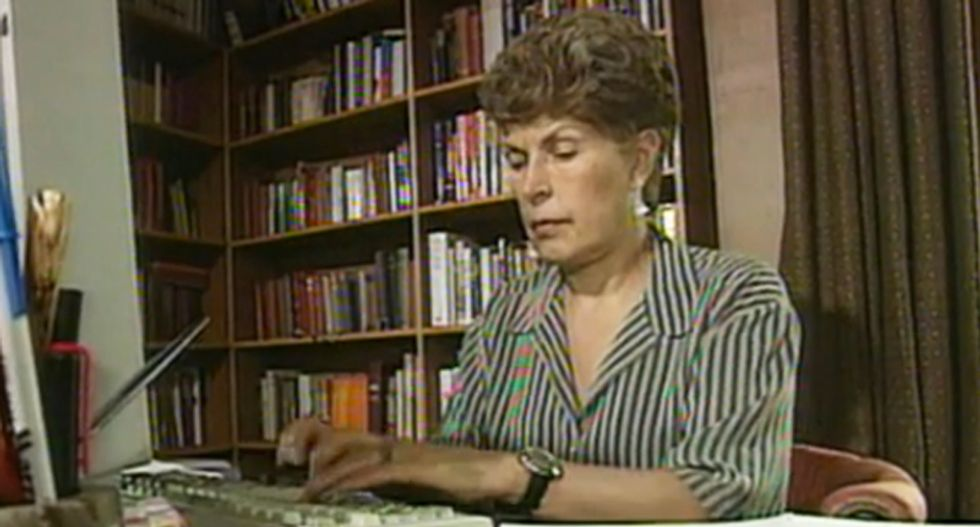 Popular British crime writer Ruth Rendell dies at age 85
