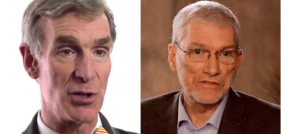 CA. teacher banned from using Bill Nye/Ken Ham evolution debate to sneak creationism into classroom