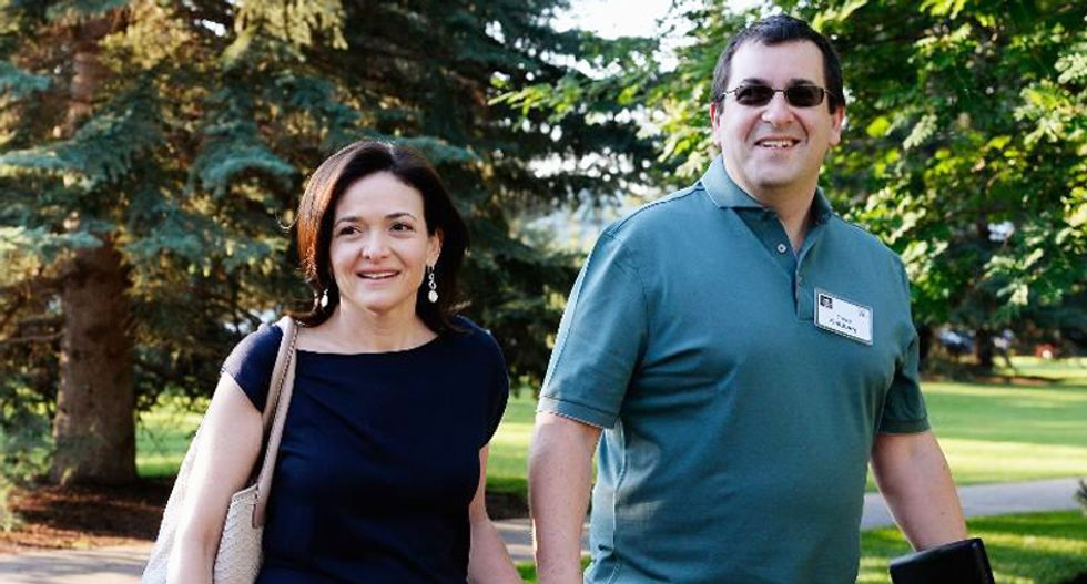 David Goldberg, husband of Facebook's Sheryl Sandberg dies suddenly at 47