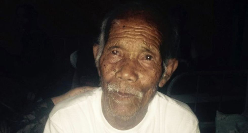 101-year-old man rescued from Nepal rubble one week after earthquake