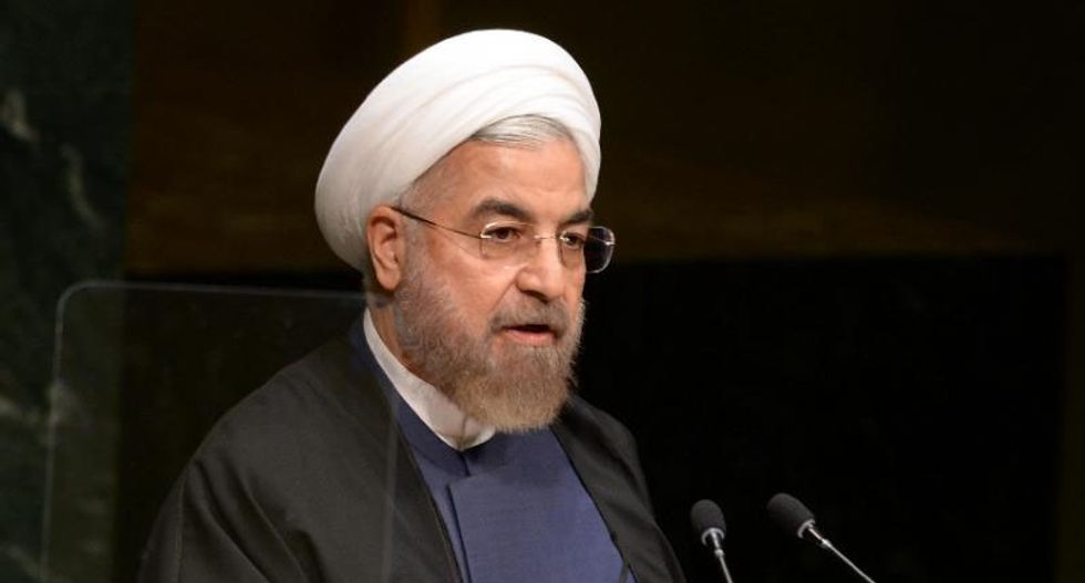 Iran's President Hassan Rouhani says police shouldn't enforce Islam