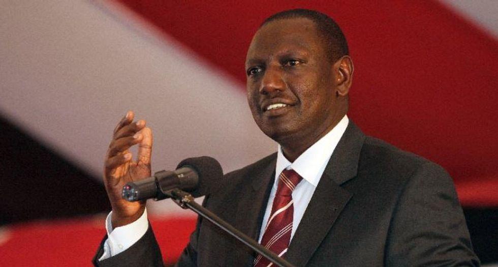 'No room' for gays in Kenya, says deputy president