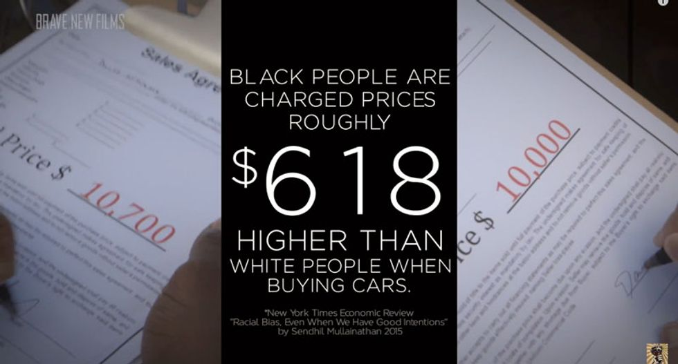 Watch how institutional racism has replaced Jim Crow and segregation