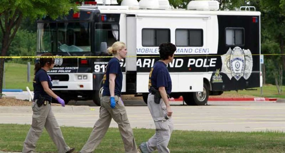 ISIS claims responsibility for Garland, Texas attack