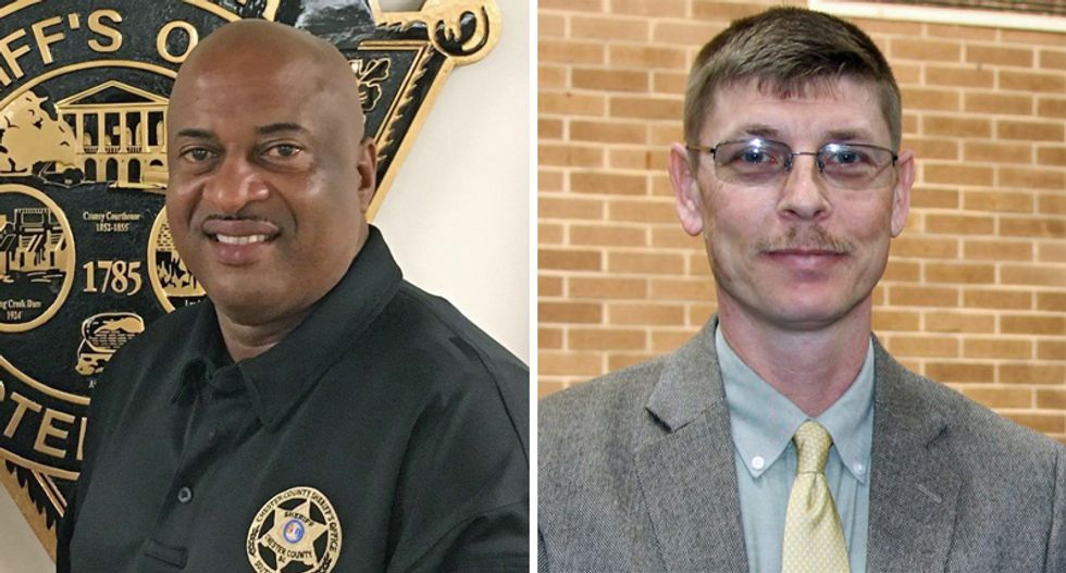 Top brass of South Carolina sheriff's department indicted for excessive force cover-up after attacking citizen filming police