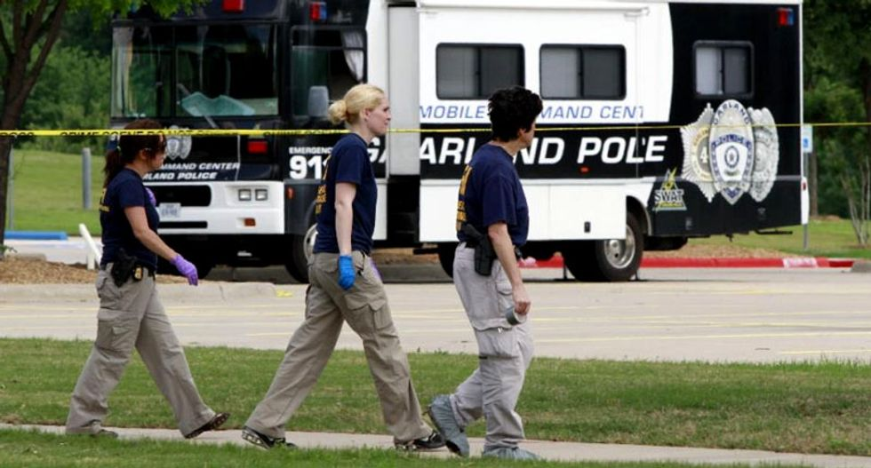 White House: Too soon to say if Islamic State jihadists actually behind Texas attack