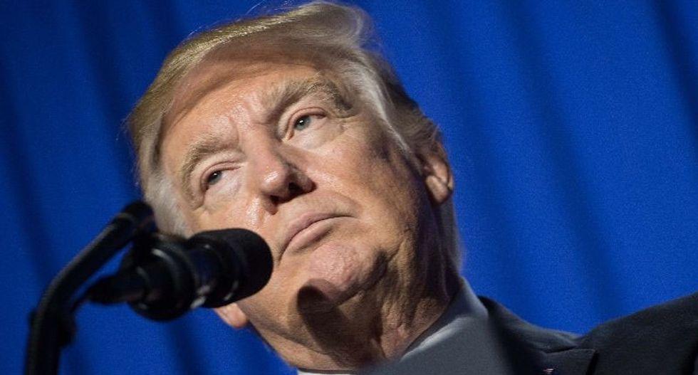 WATCH: President Donald Trump announces his Supreme Court selection