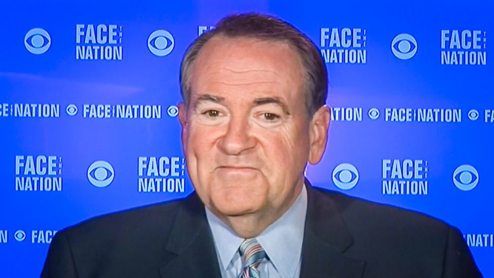 Huckabee agrees with pro-slavery radio host: Sell poor criminals as property instead of jailing them