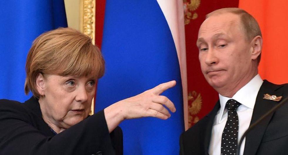 Vladimir Putin defends notorious Nazi-Soviet pact