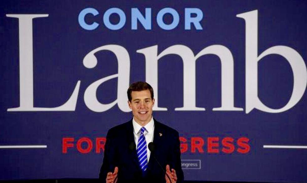 Democrats' road to controlling US House runs through Pennsylvania