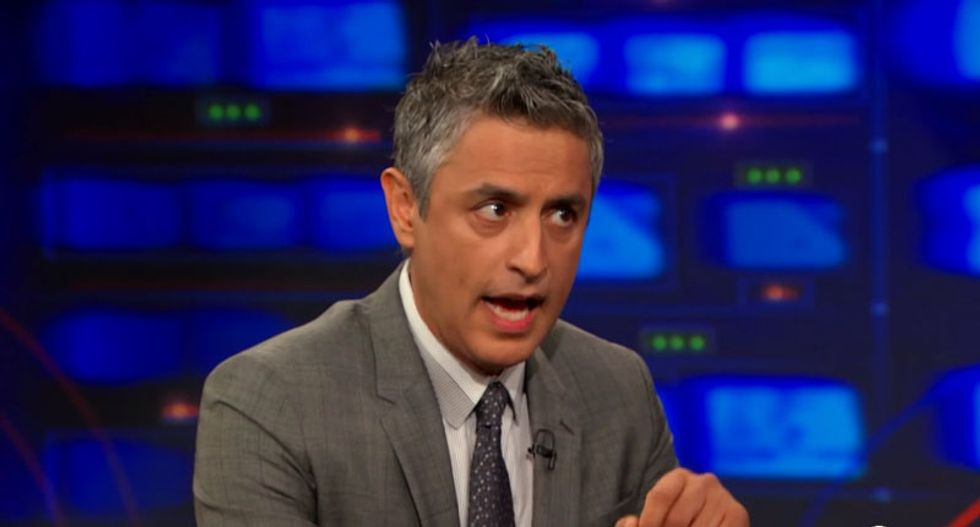 Reza Aslan: It's not God's fault if you use religion to justify hate -- you're just a bigot