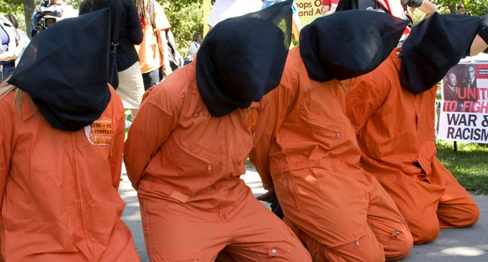 Britain's role in torture and rendition is still kept hidden 15 years after 9/11