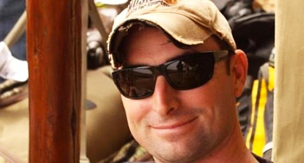 This rich Texas jackass murdered a black rhino and now thinks he's the f*cking saint of conservation