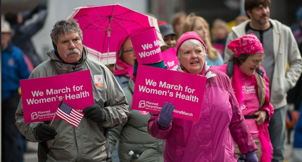 Planned Parenthood hits back at conservative states for trying to block funding