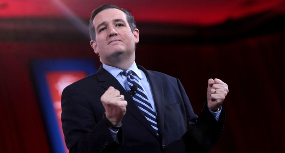 Ted Cruz to lead 100,000 pastors in 50-state attack on Planned Parenthood