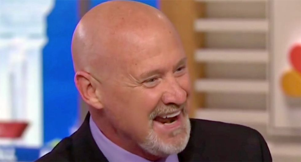 Ex-prosecutor laughs off Giuliani's latest 'ridiculous' defense of Trump and advises him to lawyer up
