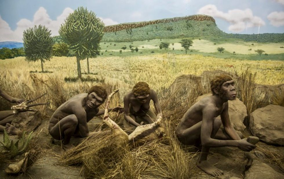 Evidence of early innovation pushes back human evolutionary timeline