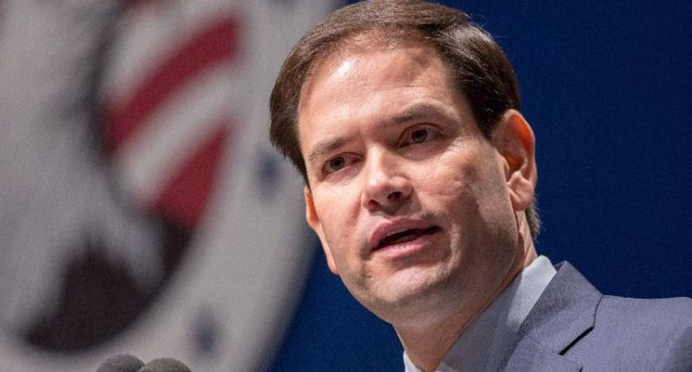 Marco Rubio: US should not take in more Syrian refugees after Paris attacks