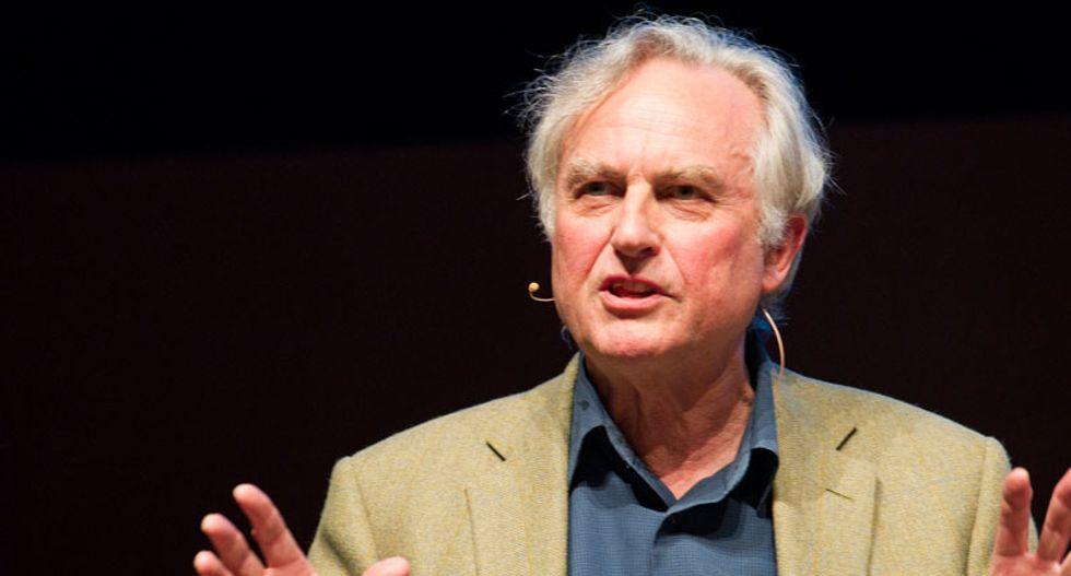 Richard Dawkins deletes creepy tweet about 'good Muslim' Queen Rania Al-Abdullah and her 'beautiful hair'