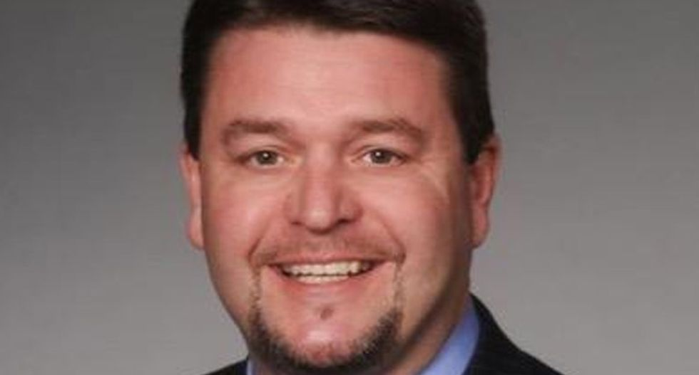 Ark. lawmaker has Facebook freakout over Sunday pride parade: It 'intimidates people who believe God'