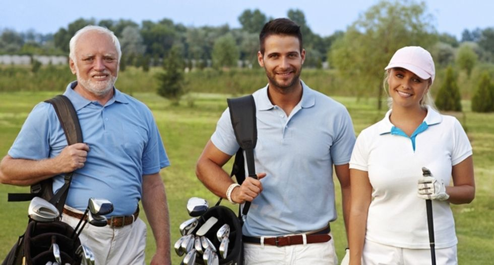Culture of 'drought-shaming:' Wealthy Californians complain rationing means brown golf courses