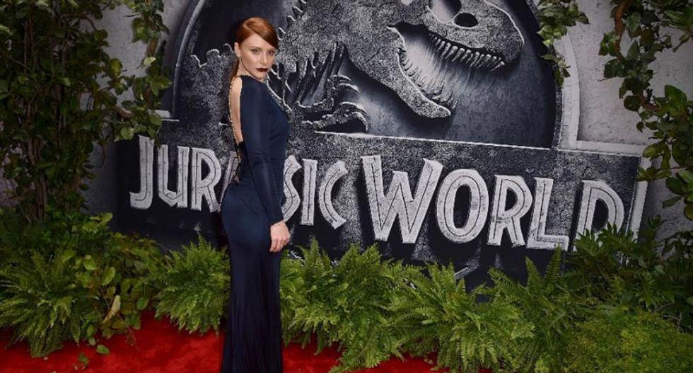 'Jurassic World' eats box office alive to set record