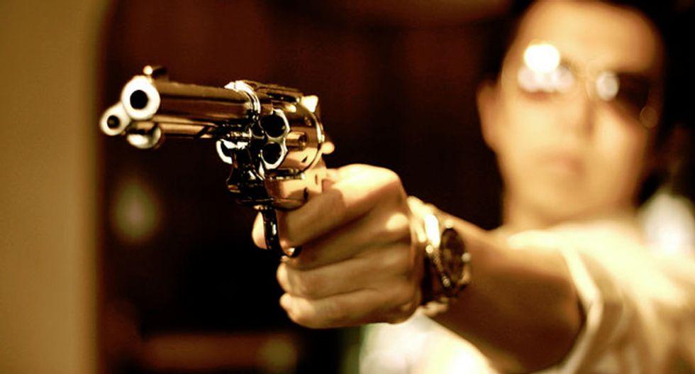 Gunmaker Colt files for bankruptcy protection