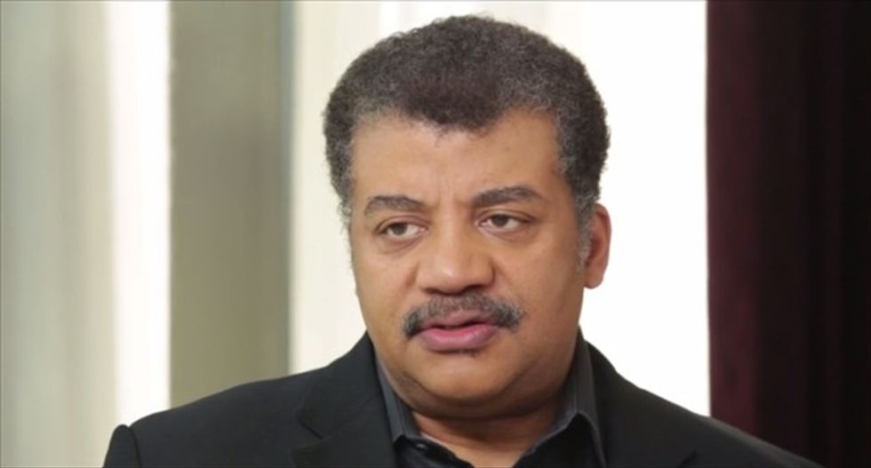 Neil deGrasse Tyson warns: Get ready for 'the new normal' -- more ferocious storms and hotter droughts