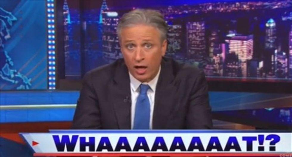 Jon Stewart rips Fox for making Rachel Dolezal a 'Benghazi Obamaphone culture war dog whistle'