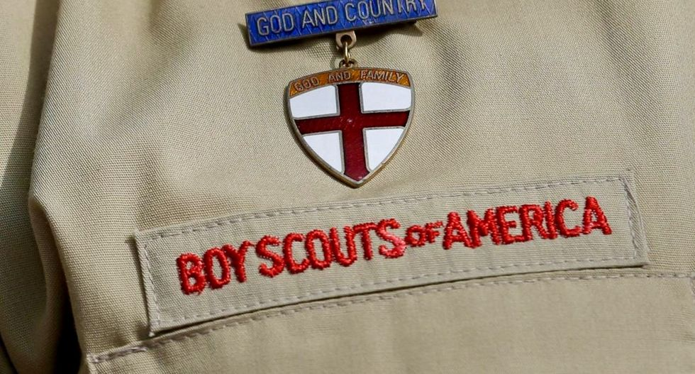 Boy Scouts of America welcomes first transgender member