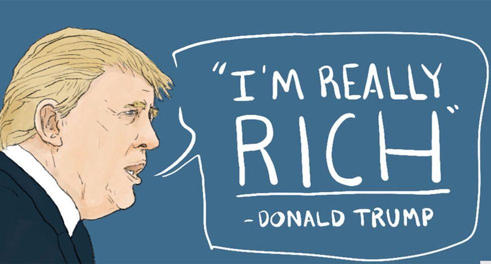 Donald Trump announces 2016 GOP presidential run — Twitter launches impromptu celebrity roast