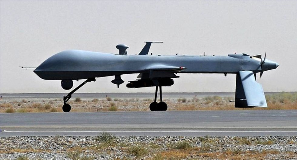 Former US military personnel urge drone pilots to walk away from the controls