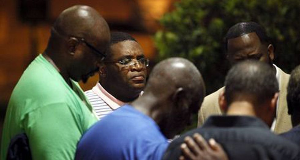 'A hate crime': Nine people killed in attack at historic African-American South Carolina church